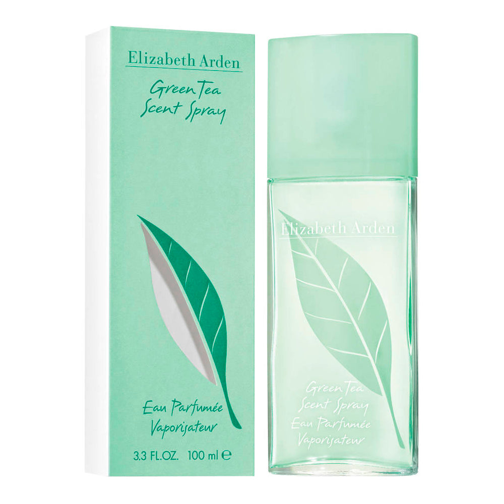 Green Tea EDP 100 ml - Elizabeth Arden - Multimarcas Perfumes