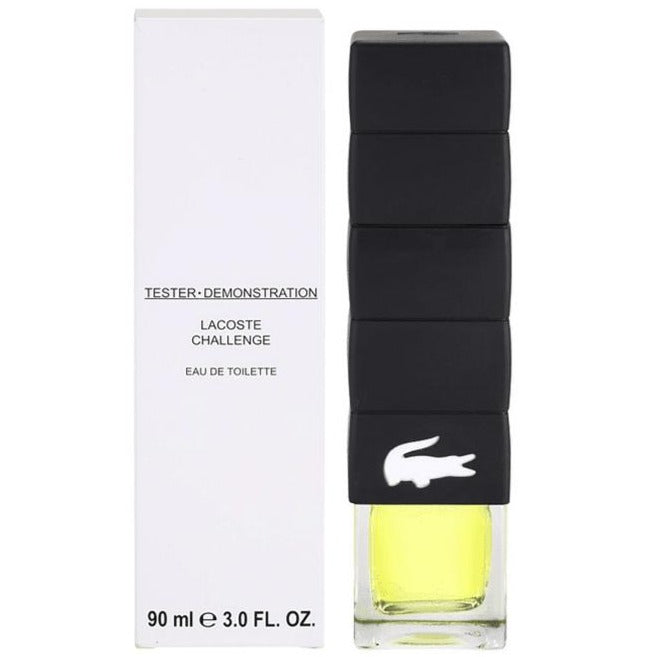 Lacoste Challenge EDT 90 ml Tester - Lacoste - Multimarcas Perfumes