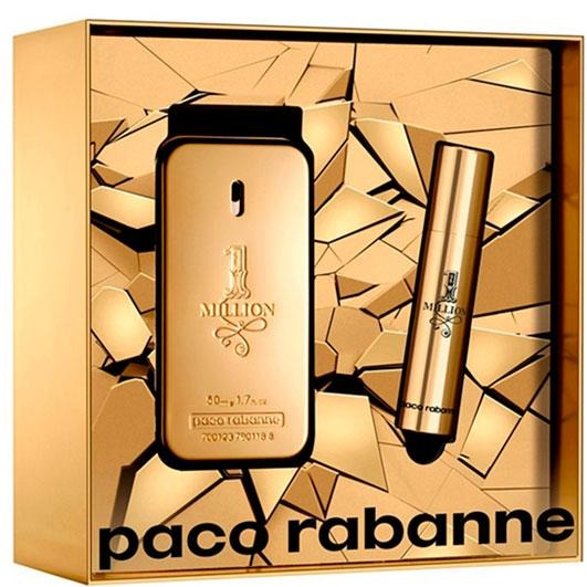 1 Million EDT 50 ml + 10 ml - Paco Rabanne
