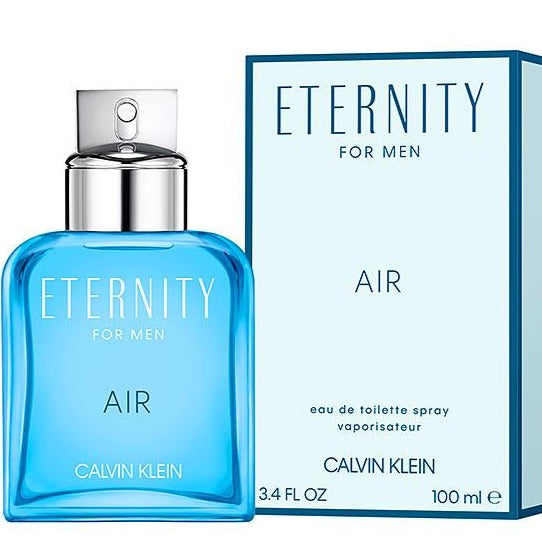 Eternity Air For Men EDT 100ml - Calvin Klein