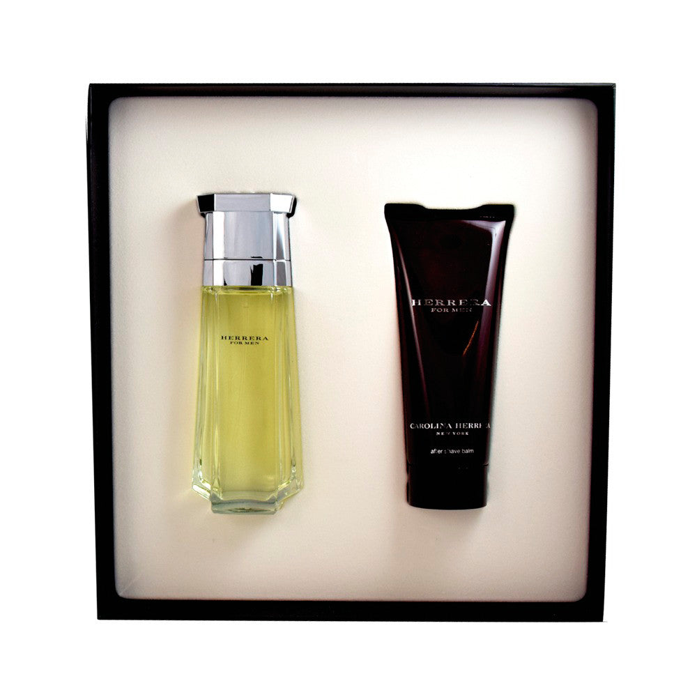 Herrera For Men EDT 100 ml + After Shave 100 ml - Carolina Herrera - Multimarcas Perfumes