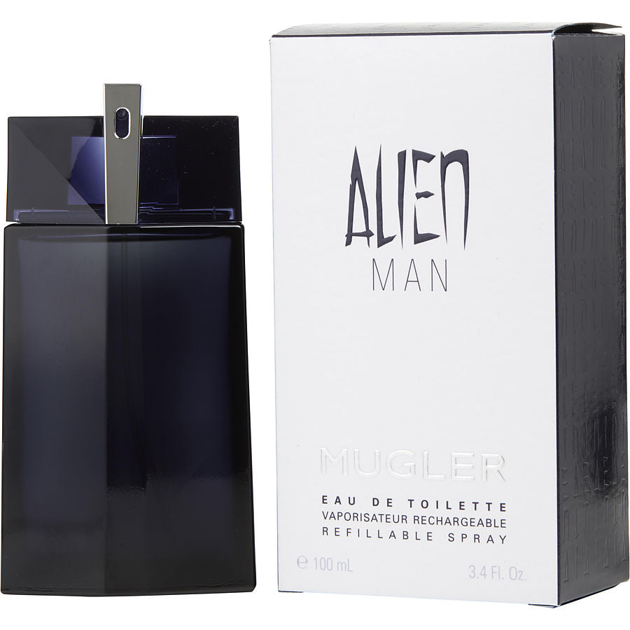 ALIEN MAN EDT 100 ML - MUGLER