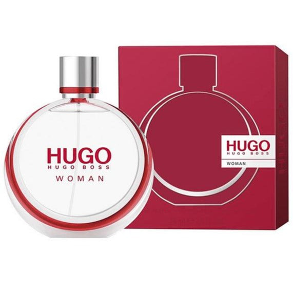 Hugo Woman EDP 75 ml - Hugo Boss - Multimarcas Perfumes