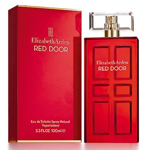 Red Door EDT 100 ml - Elizabeth Arden - Multimarcas Perfumes