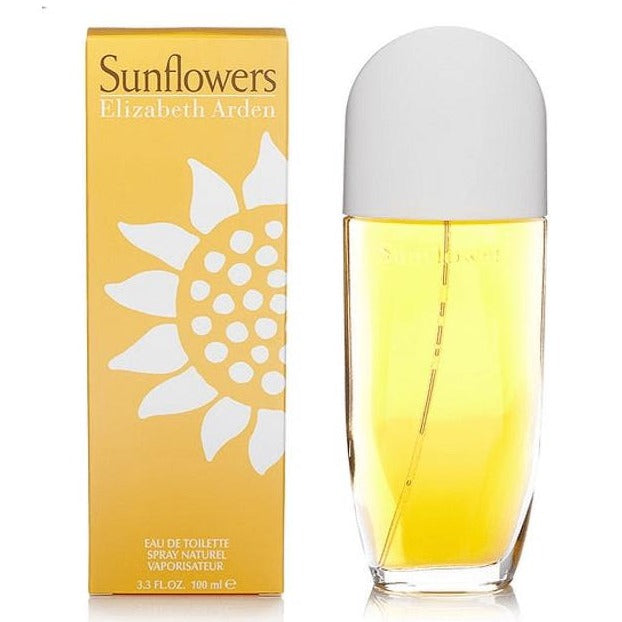 Sunflowers EDT 100 ml - Elizabeth Arden - Multimarcas Perfumes