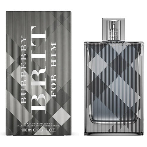 Brit For Him EDT 100 ml - Burberry - Multimarcas Perfumes