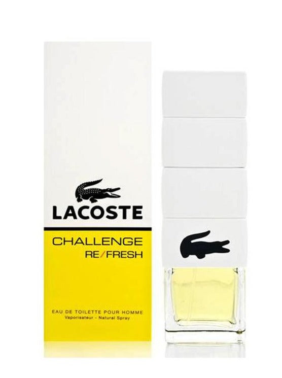 Challenge Refresh EDT 90 ml - Lacoste - Multimarcas Perfumes