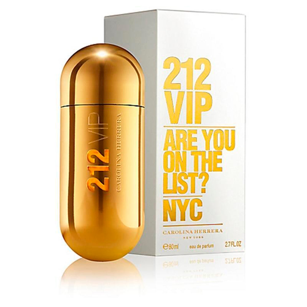 212 Vip EDP 80 ml - Carolina Hererra - Multimarcas Perfumes