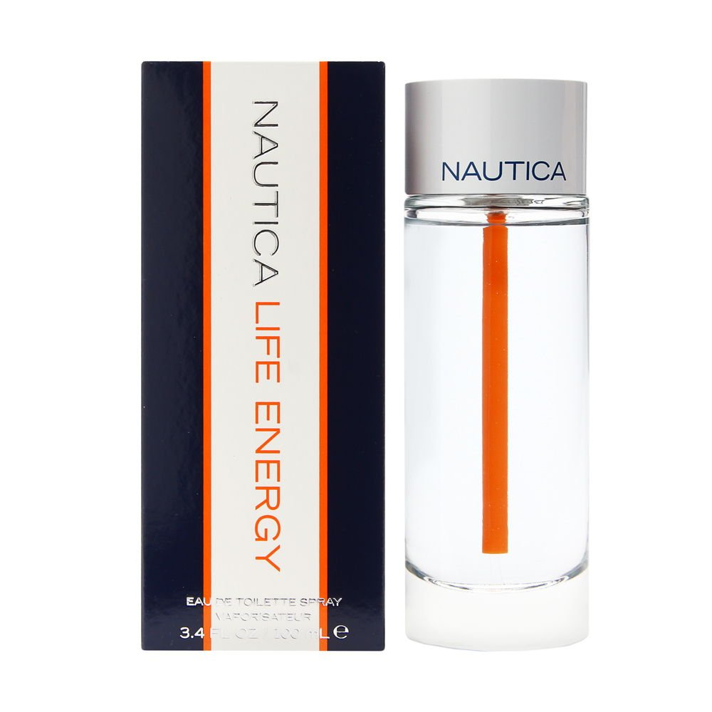 Life Energy EDT 100 ML - Nautica