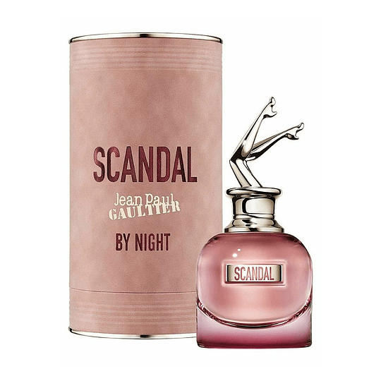 Scandal By Night Intense EDP 50 ml - Jean Paul Gaultier