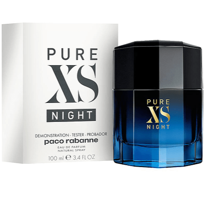 Pure xs night edp 100 ml tester - Paco Rabanne