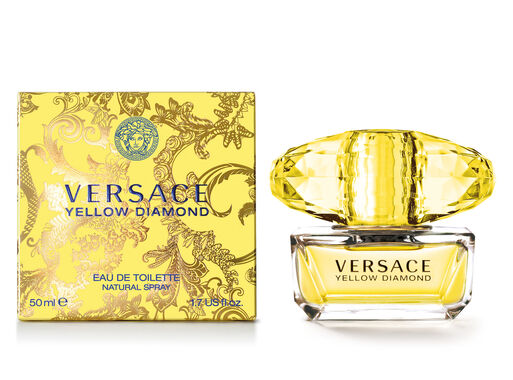 YELLOW DIAMONDS EDT 50 ML - VERSACE