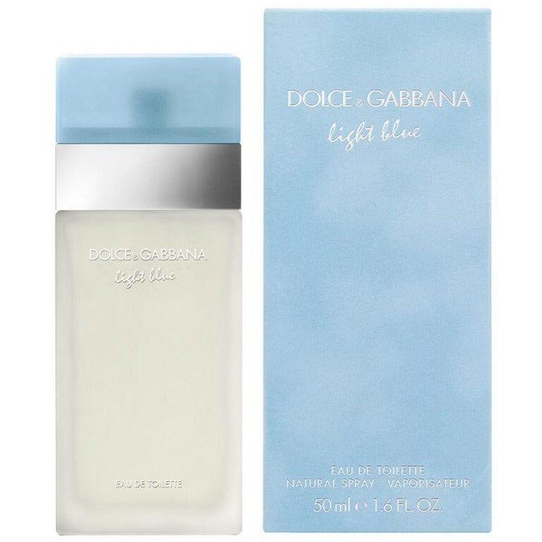 Light Blue Women EDT 50 ml - Dolce & Gabbana
