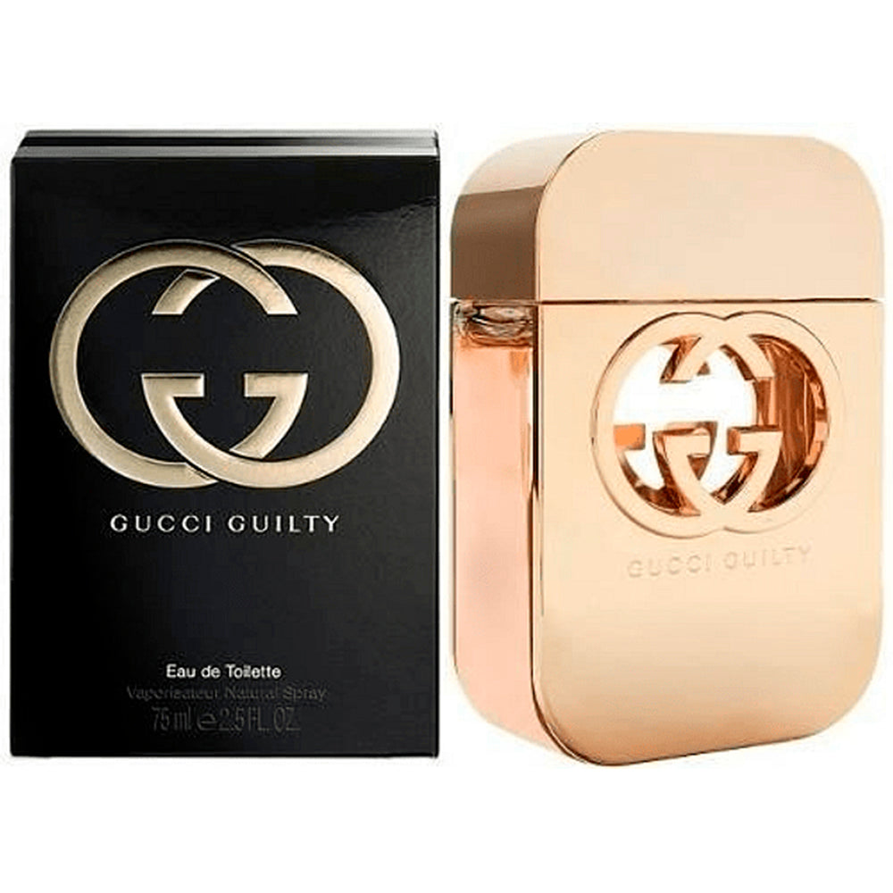 Gucci Guilty EDT 75 ml - Gucci - Multimarcas Perfumes