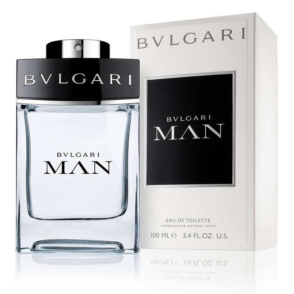 Bvlgari Man EDT 100 ml - Bvlgari - Multimarcas Perfumes