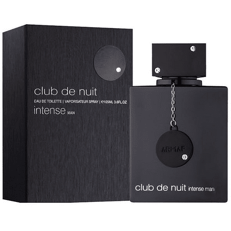 Club De Nuit Intense Men EDT 105 ml - Armaf