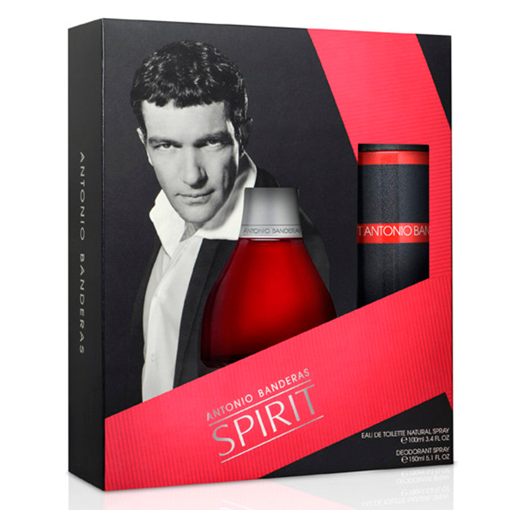 Spirit Men 100 ml + DEO 150 ml Estuche - Antonio Unidad - Multimarcas Perfumes