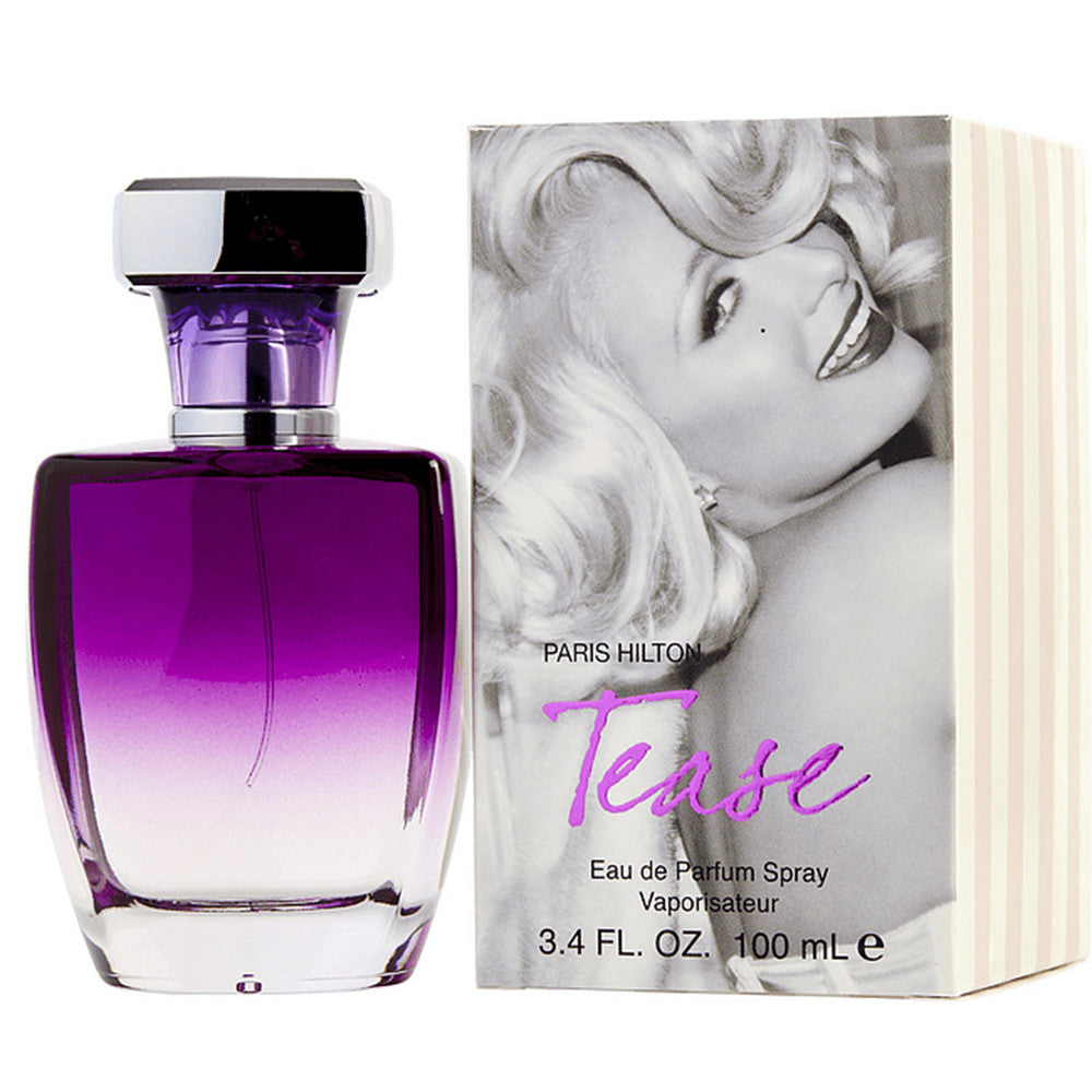 Tease EDP 100 ml - Paris Hilton - Multimarcas Perfumes