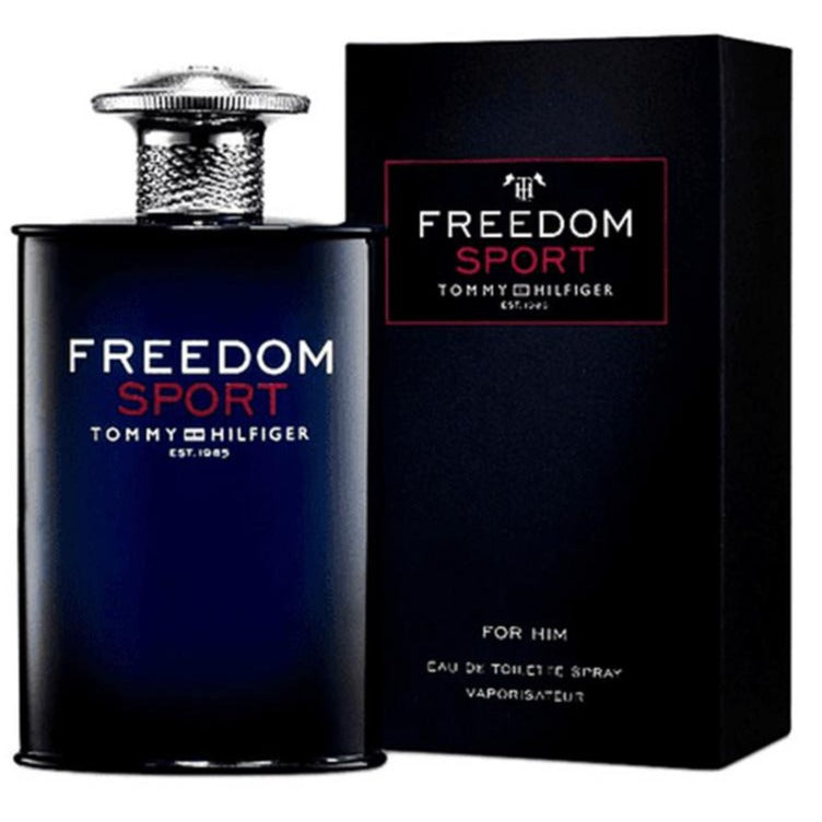 Tommy Freedom Sport Men EDT 100 ml - Tommy Hilfiger - Multimarcas Perfumes