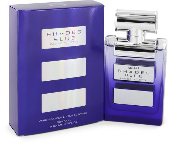 SHADES BLUE EDT 100 ML - ARMAF