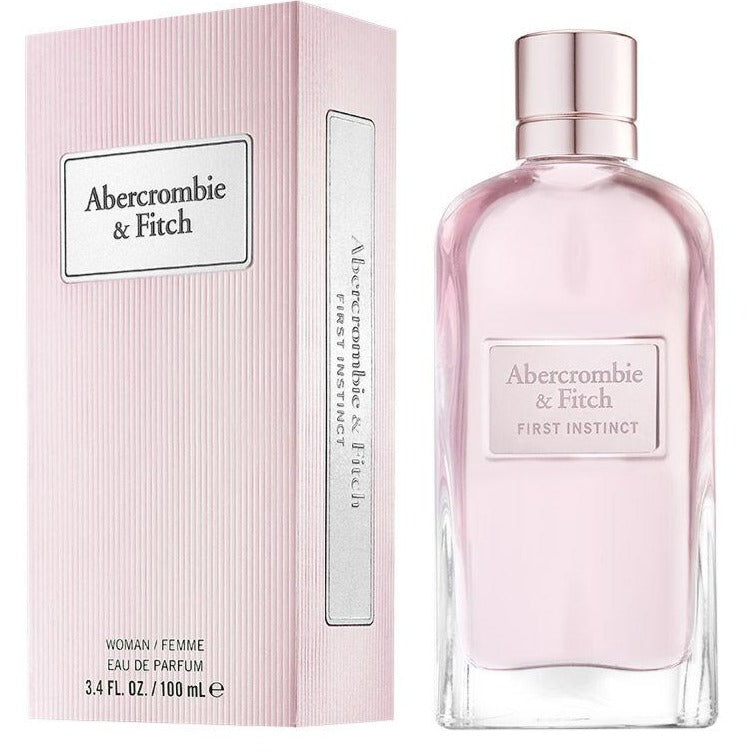 First Instinct for Her edp 100 ml - Abercrombie & Fitch