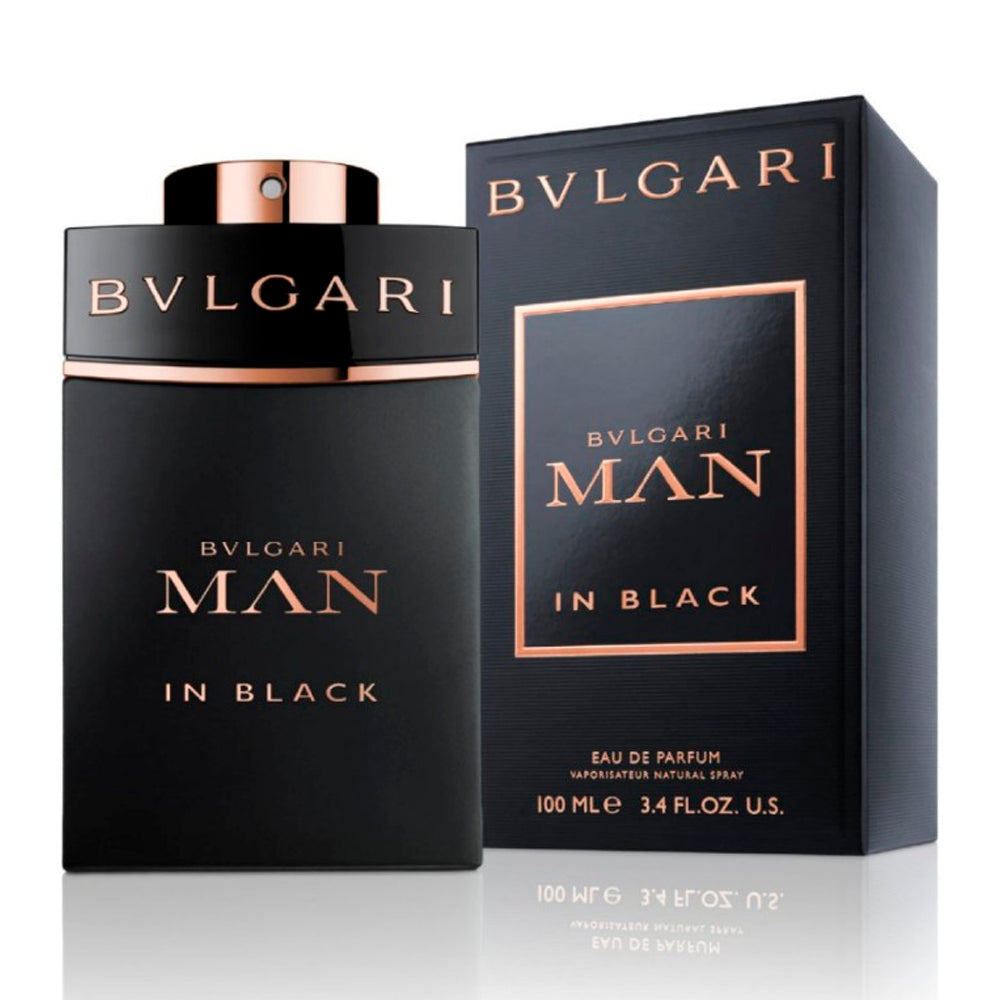 Bvlgari Man In Black EDP 100 ml - Bvlgari - Multimarcas Perfumes