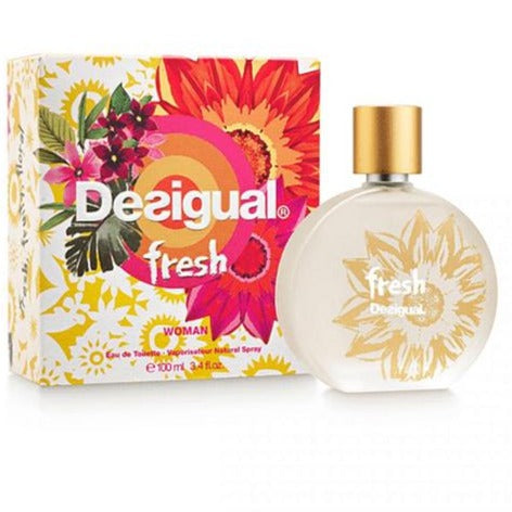 Fresh Woman EDT 100 ml - Desigual - Multimarcas Perfumes