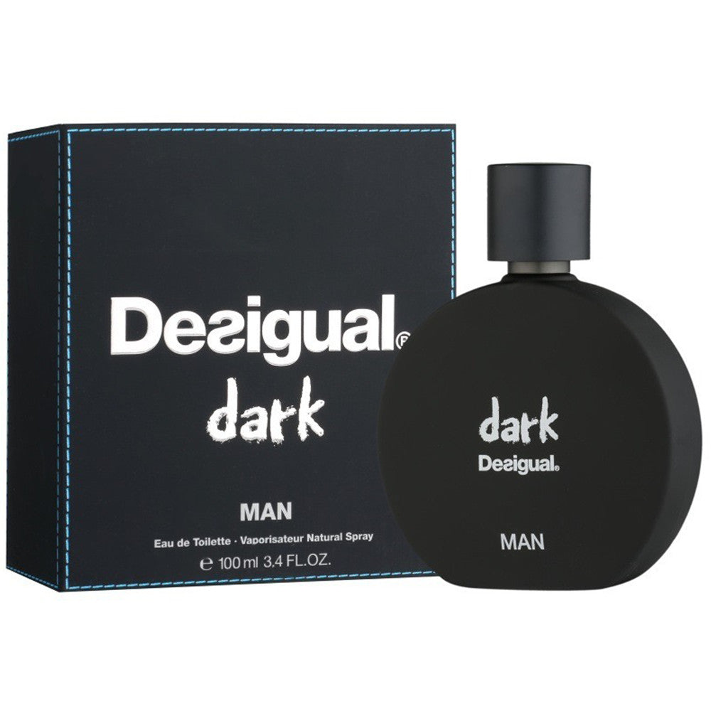 Desigual Dark Man EDT 100 ml - Desigual - Multimarcas Perfumes