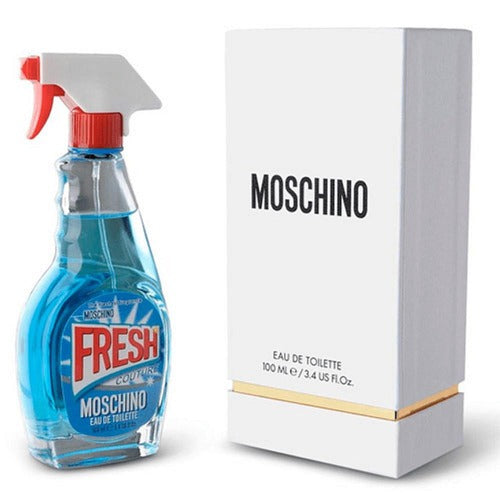Fresh Couture EDT 100 ml - Moschino - Multimarcas Perfumes