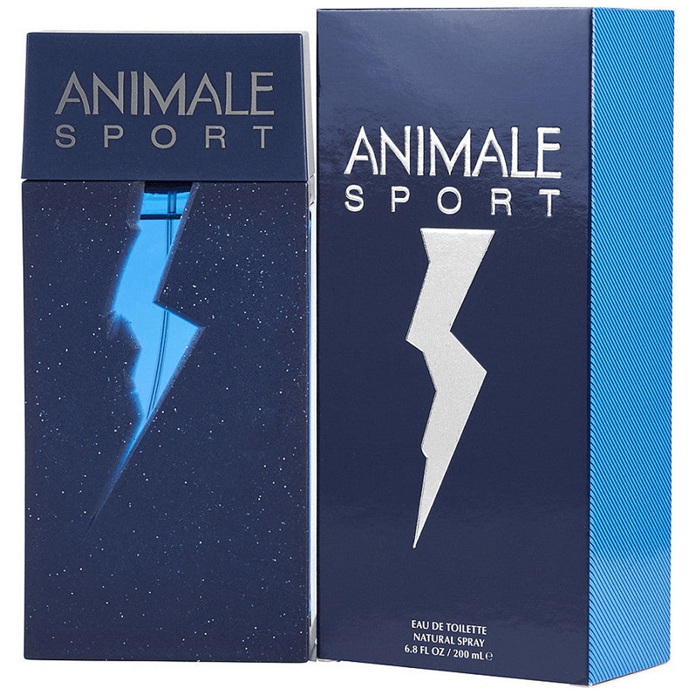 Animale Sport Man EDT 200 ml - Animale - Multimarcas Perfumes
