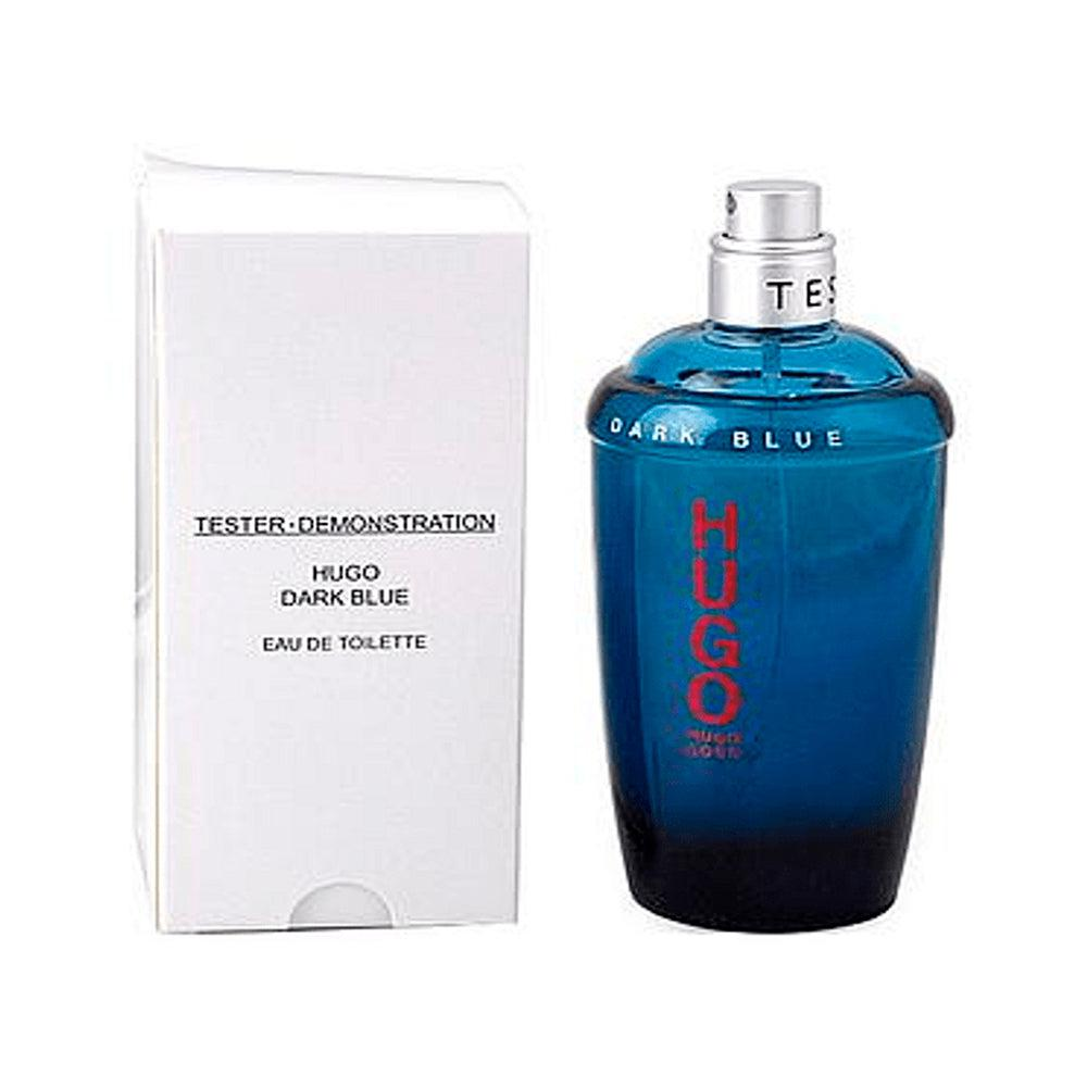 Dark Blue EDT 125 ml Tester Sin Tapa - Hugo Boss - Multimarcas Perfumes