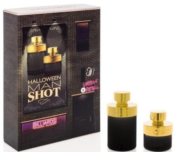 Halloween Man Shot 125 ml + Man Shot 50 ml EDT - Estuche