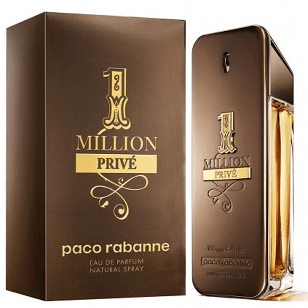 1 Million Prive EDP 100 ml - Paco Rabanne - Multimarcas Perfumes