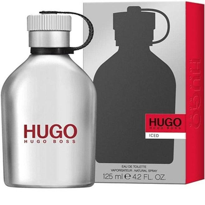 Hugo Iced Man EDT 125 ml - Hugo Boss - Multimarcas Perfumes