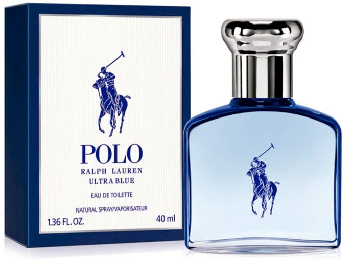 Polo Ultra Blue Ralph Lauren 40 ml EDT - Ralph Lauren