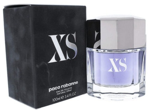 XS Men EDT 100 ml - Paco Rabanne - Multimarcas Perfumes