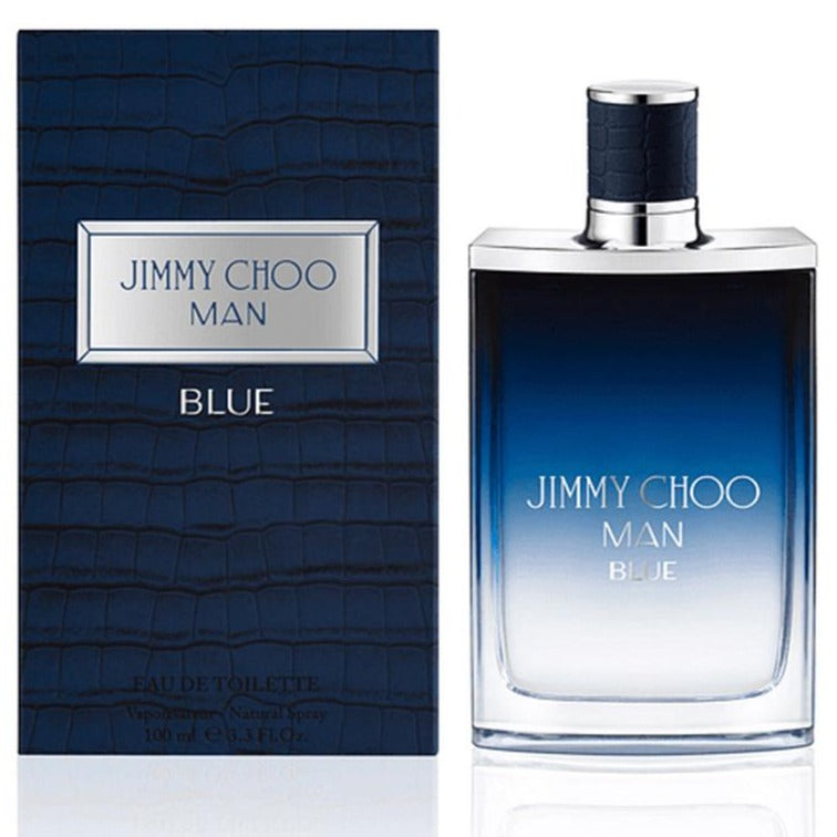 Jimmy Choo Man Blue EDT 100 ml - Jimmy Choo - Multimarcas Perfumes