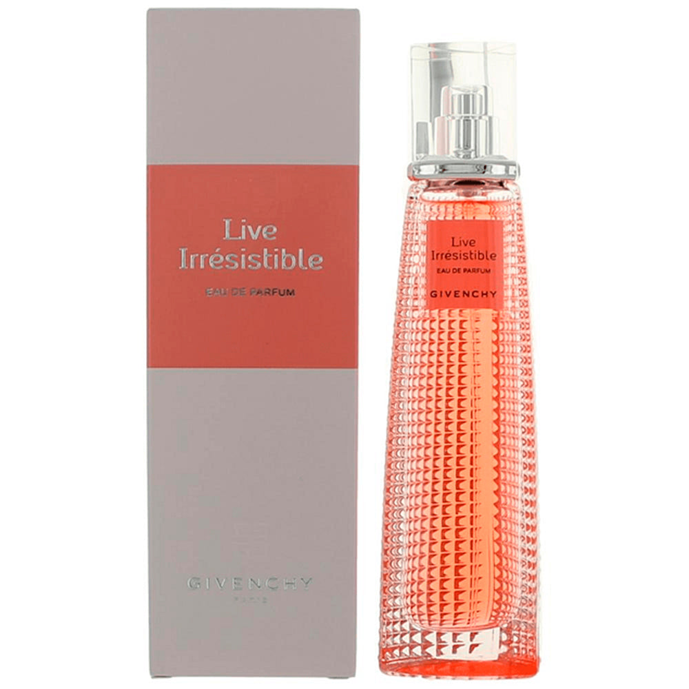 Live Irresistible EDP 75 ml - Givenchy - Multimarcas Perfumes