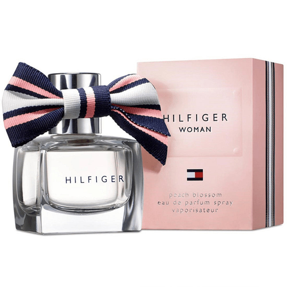 Hilfiger Woman Peach Blossom EDP 30 ml - Tommy Hilfiger - Multimarcas Perfumes
