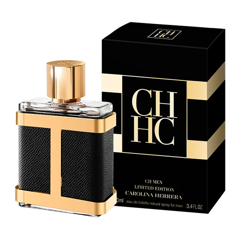 CH Men Edición Limitada EDP 100 ml - Carolina Herrera - Multimarcas Perfumes