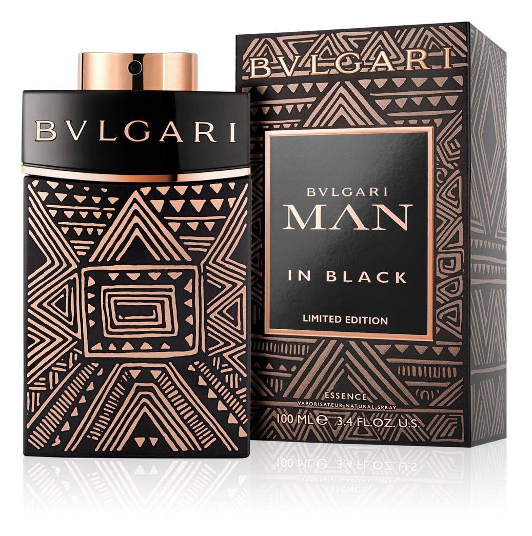 Bvlgari Man In Black Essence EDP 100 ml - Bvlgari