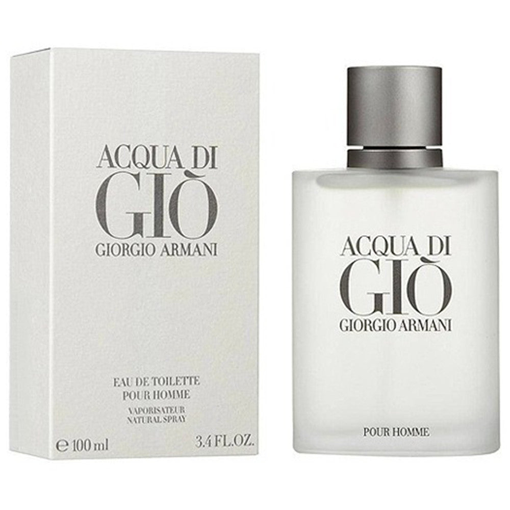 Acqua Di Gio Homme EDT 100 ml - Armani - Multimarcas Perfumes