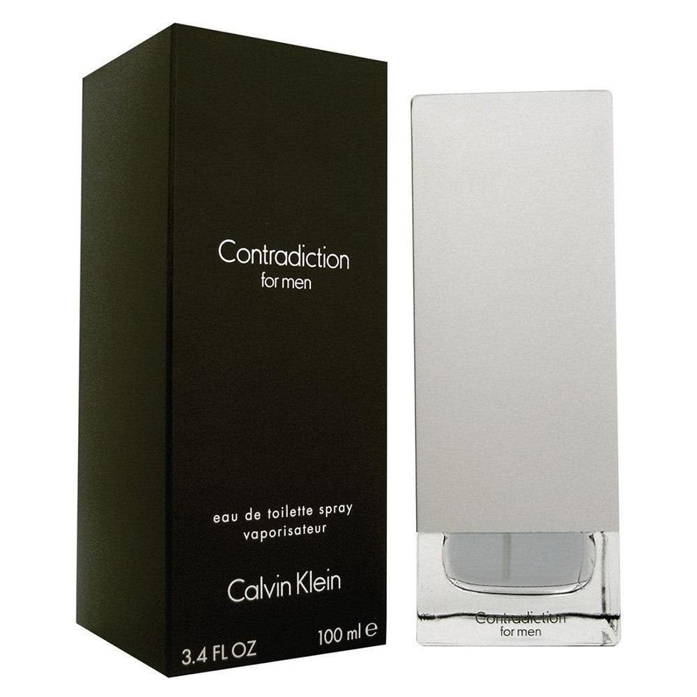 Contradiction Men EDT 100 ml - Calvin Klein - Multimarcas Perfumes