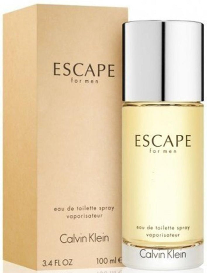 Escape Men EDT 100 ml - Multimarcas Perfumes