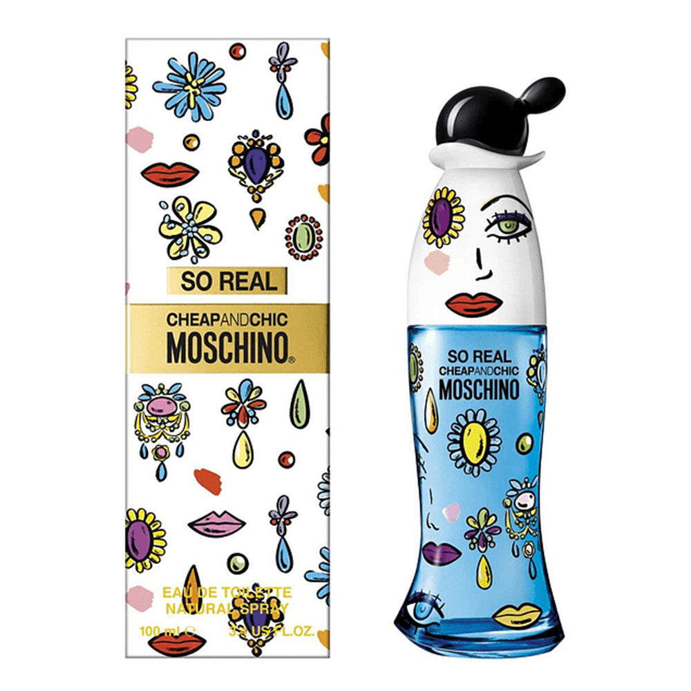 So Real Cheap And Chic EDT 100ml - Moschino - Multimarcas Perfumes