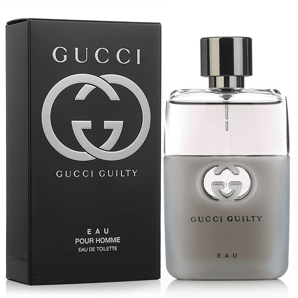Gucci Guilty Eau Pour Homme EDT 50 ml - Gucci - Multimarcas Perfumes