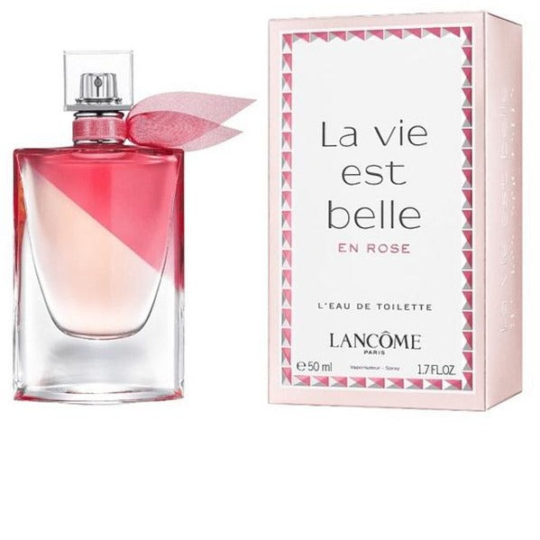 La Vie Est Belle En Rose EDT 50 ml - Lancome - Multimarcas Perfumes