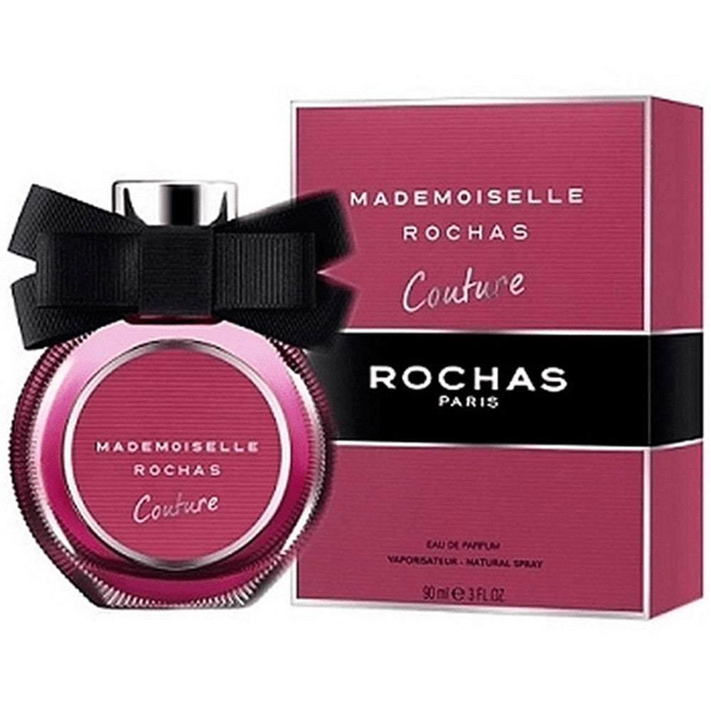 Rochas Mademoiselle Couture EDP 90 ml - Rochas - Multimarcas Perfumes