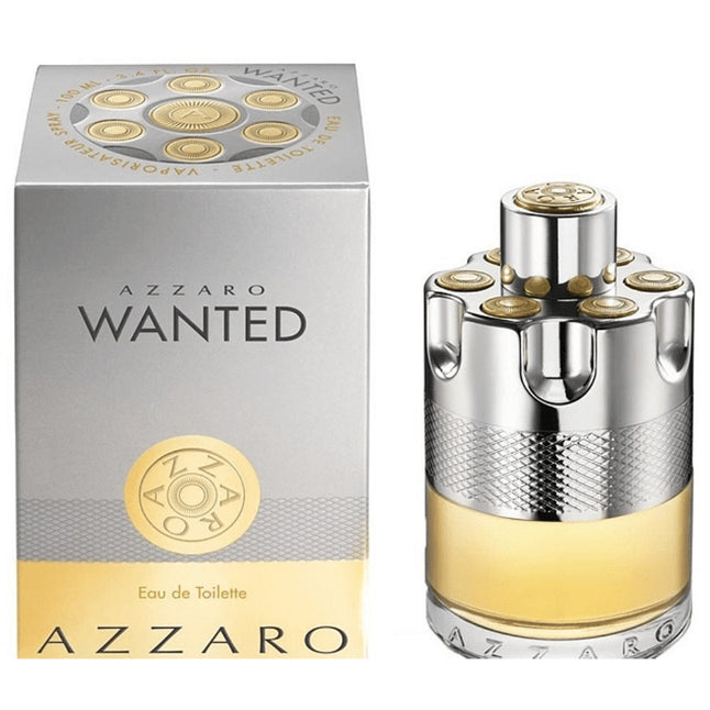 Azzaro Wanted EDT 150 ml - Azzaro - Multimarcas Perfumes
