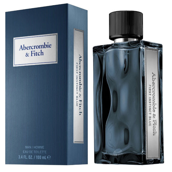 Abercrombie First Instinct Blue Homme EDT 100 ml - Abercrombie & Fitch - Multimarcas Perfumes